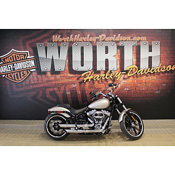 2018 Harley-Davidson Softail Breakout 114 for sale 200701211