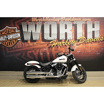 2018 Harley-Davidson Softail Slim for sale 200701909