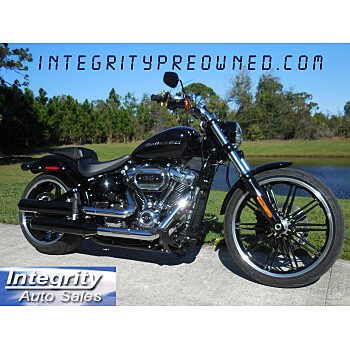 2018 Harley-Davidson Softail Breakout 114 for sale 200710317