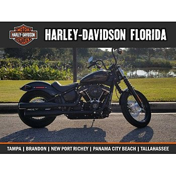 2018 Harley-Davidson Softail Street Bob for sale 200523397