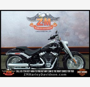 2018 Harley-Davidson Softail Fat Boy 114 for sale 200621277
