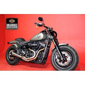 2018 Harley-Davidson Softail Fat Bob 114 for sale 200624347