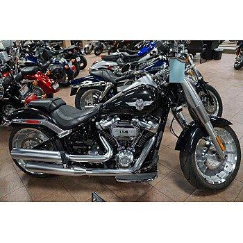 2018 Harley-Davidson Softail Fat Boy for sale 200703682