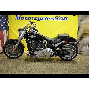 2018 Harley-Davidson Softail Fat Boy for sale 200729145