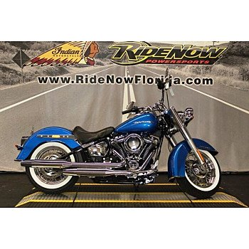 2018 Harley-Davidson Softail Deluxe for sale 200765129