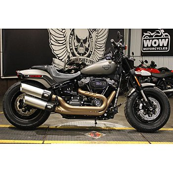 2018 Harley-Davidson Softail Fat Bob 114 for sale 200776189