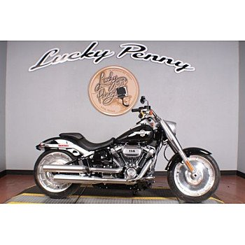 2018 Harley-Davidson Softail Fat Boy 114 for sale 200781914