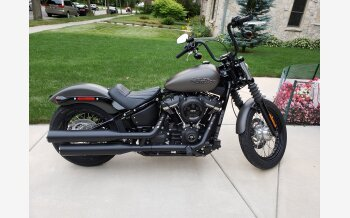 2018 Harley-Davidson Softail Street Bob for sale 200799561