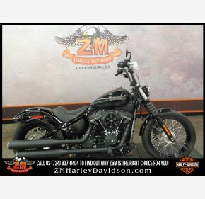2018 Harley-Davidson Softail Street Bob for sale 200846876