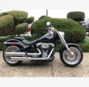 2018 Harley-Davidson Softail Fat Boy 114 for sale 200868835
