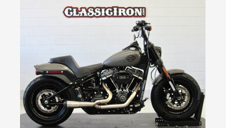 2018 Harley-Davidson Softail Fat Bob 114 for sale 200893331