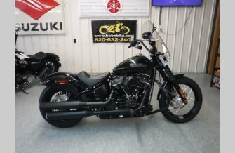 2018 Harley-Davidson Softail Street Bob for sale 200926790