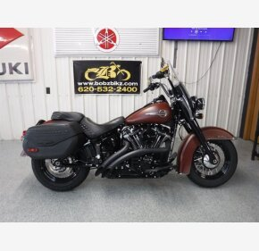 2018 Harley-Davidson Softail Heritage Classic 114 for sale 200928051