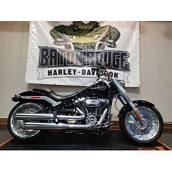 2018 Harley-Davidson Softail Fat Boy 114 for sale 200938028