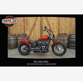 2018 Harley-Davidson Softail Street Bob for sale 200939192
