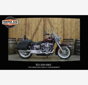 2018 Harley-Davidson Softail Deluxe for sale 200944980