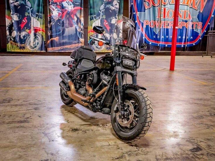 2018 Harley-Davidson Softail Fat Bob for sale near ...