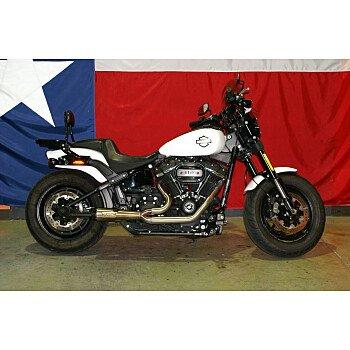 2018 Harley-Davidson Softail Fat Bob 114 for sale 200957397