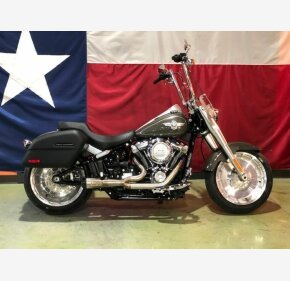 2018 Harley-Davidson Softail Fat Boy for sale 200960049