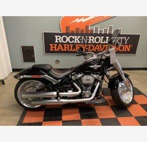 2018 Harley-Davidson Softail Fat Boy 114 for sale 200970318
