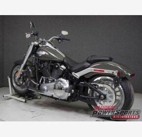 2018 Harley-Davidson Softail Fat Boy 114 for sale 200995936