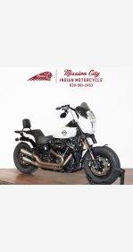 2018 Harley-Davidson Softail Fat Bob for sale 201003413