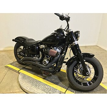 2018 Harley-Davidson Softail Slim for sale 201038247