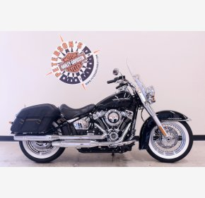 2018 Harley-Davidson Softail Deluxe for sale 201044654
