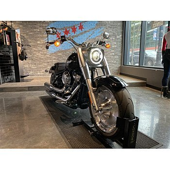 2018 Harley-Davidson Softail Fat Boy for sale 201048009