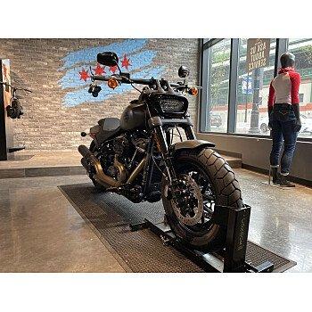 2018 Harley-Davidson Softail Fat Bob 114 for sale 201048029