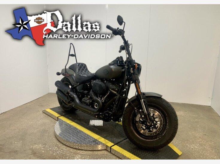 2018 Harley-Davidson Softail Fat Bob 114 for sale 201070729