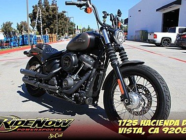 2018 Harley-Davidson Softail Street Bob for sale 201081230