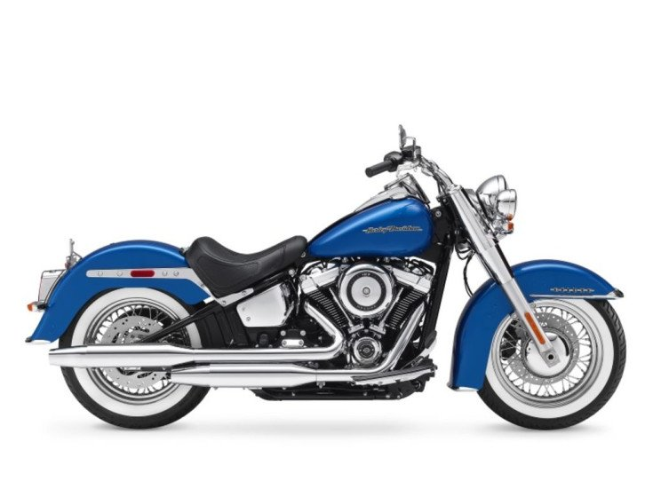 2018 Harley-Davidson Softail Deluxe for sale 201158901