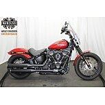 2018 Harley-Davidson Softail Street Bob for sale 201161384