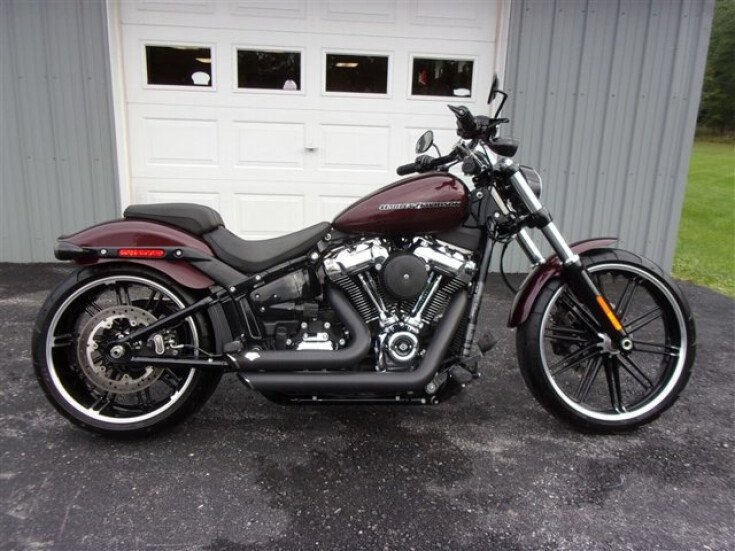 2018 Harley-Davidson Softail Breakout 114 for sale 201165190