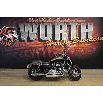 2018 Harley-Davidson Sportster 1200 Custom for sale 200701210