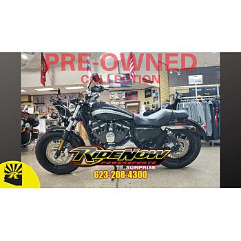 2018 Harley-Davidson Sportster 1200 Custom for sale 200840660