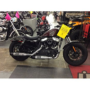 2018 Harley-Davidson Sportster Forty-Eight for sale 200849706