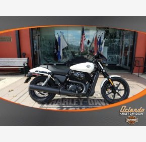 2018 Harley-Davidson Street 500 for sale 200638612