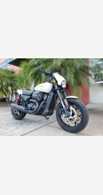 2018 Harley-Davidson Street 500 for sale 200652130
