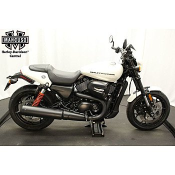 2018 Harley-Davidson Street 750 for sale 200530182