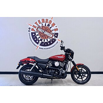 2018 Harley-Davidson Street 750 for sale 200868047