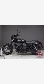 2018 Harley-Davidson Street 750 for sale 201001353