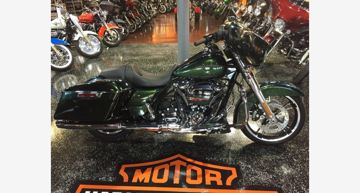 2018 Harley-Davidson Touring for sale 200523877