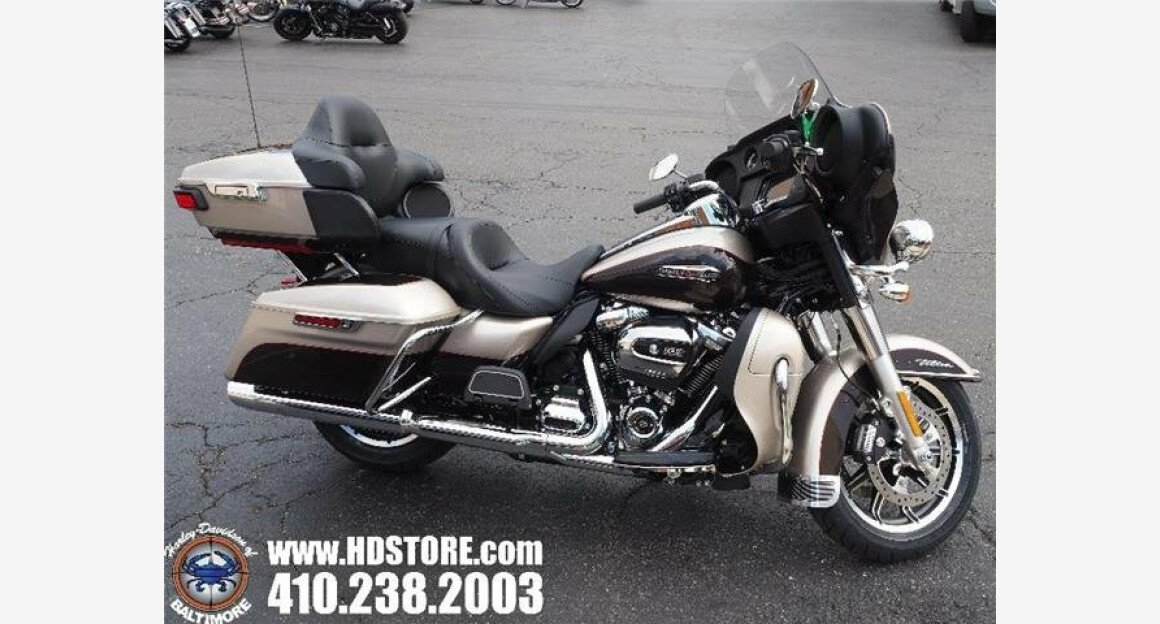 2018 Harley-Davidson Touring Electra Glide Ultra Classic for sale 200550495