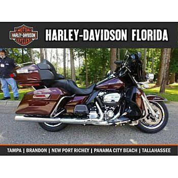 2018 Harley-Davidson Touring Ultra Limited for sale 200579120