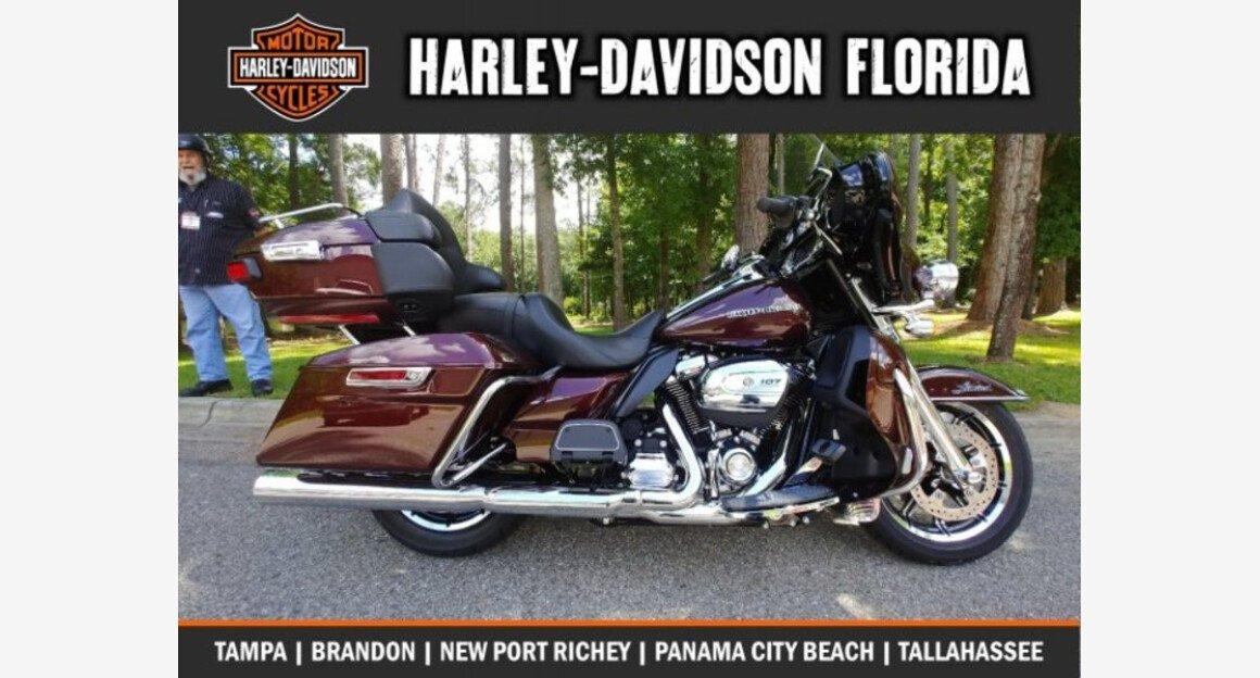 2018 Harley-Davidson Touring Ultra Limited for sale 200579120