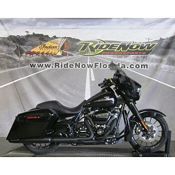 2018 Harley-Davidson Touring Street Glide Special for sale 200657921
