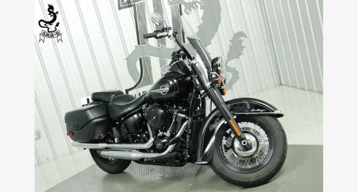 2018 Harley-Davidson Touring Heritage Classic for sale 200663338