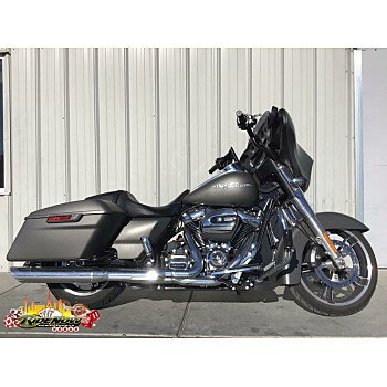 2018 Harley-Davidson Touring Street Glide for sale 200668347